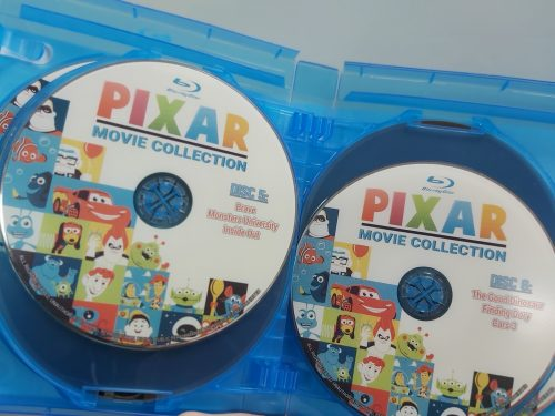 Pixar 22 Movie Collection photo review